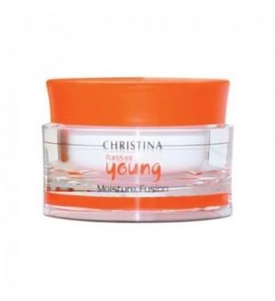 Christina Forever Young Moisture Fussion Cream Intensyviai drėkinantis kremas, 50ml | inbeauty.lt