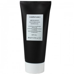 AROMASOUL MEDITERRANEAN  SHOWER  GEL - aromatizuotas indiškas dušo gelis, 200 ml
