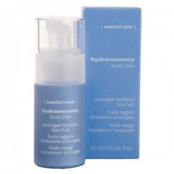 HYDRAMEMORY FLUID 24H - giliai drėkinantis fluidas, 30 ml