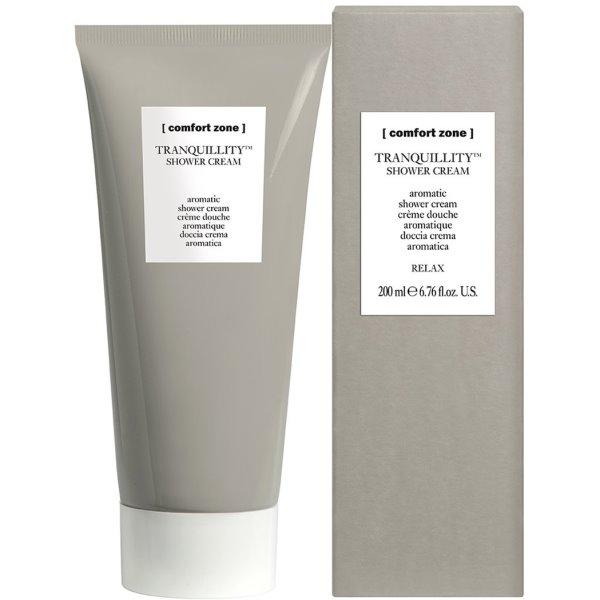Tranquillity Shower Cream Raminantis prausimosi kremas, 200 ml