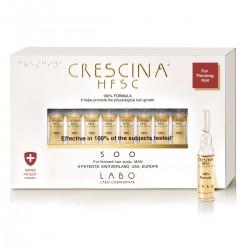 Re-Growth HFSC 500 Man Plaukų augimą skatinanti ir slinkimą stabdanti priemonė vyrams, 10amp.