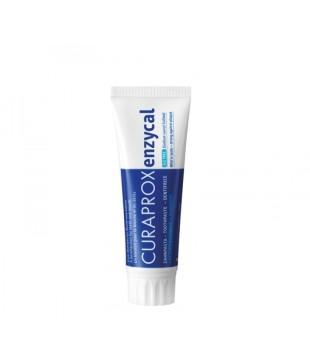 Curaprox Enzycal 950ppm Toothpaste Dantų pasta ėduonies profilaktikai, 75ml | inbeauty.lt
