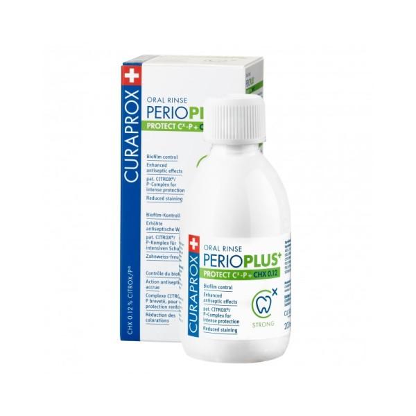 Perio Plus + Protect Oral Rinse Burnos skalavimo skystis, 200ml