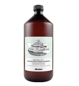 Davines Detoxifying Detoksikuojantis šampūnas su pilingu pH 5.4, 1000 ml | inbeauty.lt