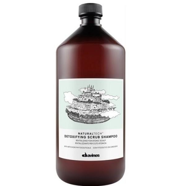 Detoxifying Detoksikuojantis šampūnas su pilingu pH 5.4, 1000 ml