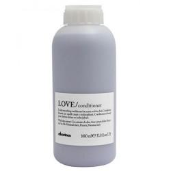LOVE Smoothing kondicionierius tiesiems plaukams, 1 l