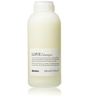 Davines LOVE Curl  šampūnas garbanotiems plaukams, 1000 ml | inbeauty.lt