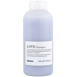 LOVE šampūnas tiesiems plaukams, 1000 ml
