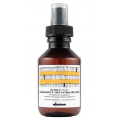 Nourishing Living Enzyme Infusion Maitinantis atstatantis skystis plaukams, 100 ml
