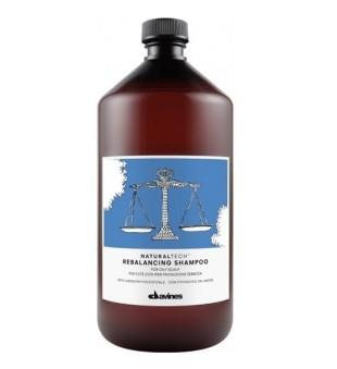 Davines Rebalancing Šampūnas riebiai galvos odai ir plaukams pH 5.5, 1 l | inbeauty.lt