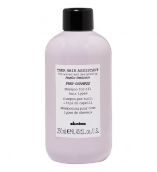 Davines Prep Shampoo YHA Šampūnas visiems plaukų tipams, 900 ml   inbeauty.lt