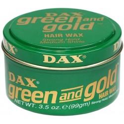 Green & Gold Hair Wax Plaukų formavimo vaškas, 99g