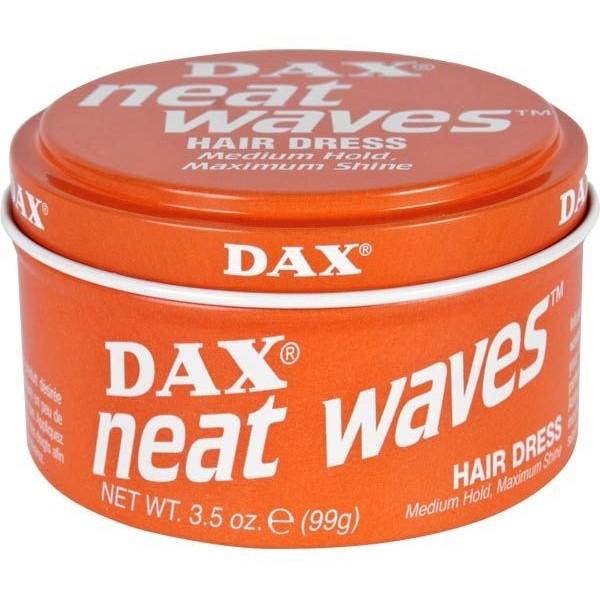 Neat Waves Hair Dress Vidutinės fiksacijos plaukų formavimo vaškas, 99g