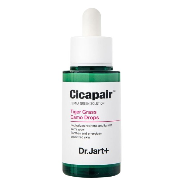 Cicapair Camo Drops Raminamasis veido serumas, 30ml