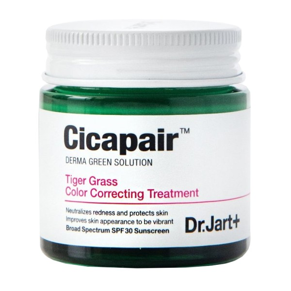 Cicapair Color Correcting Treatment Atspalvį suteikiantis veido kremas, 50ml