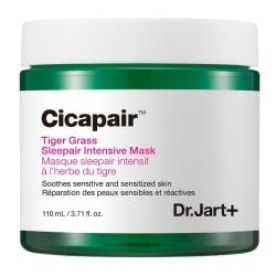 Cicapair Tiger Grass Sleepair Intensive Mask Naktinė drėkinamoji veido kaukė, 110ml