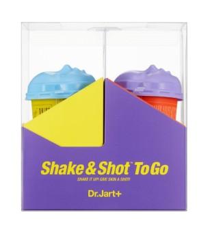 Dr.Jart+ Shake&Shot To Go Veido kaukių rinkinys, 2vnt | inbeauty.lt