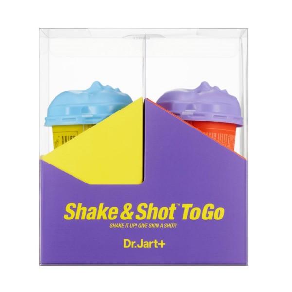 Shake&Shot To Go Veido kaukių rinkinys, 2vnt