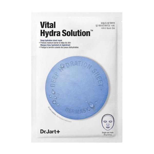 Water Jet Vital Hydra Solution Drėkinamoji veido kaukė, 1vnt