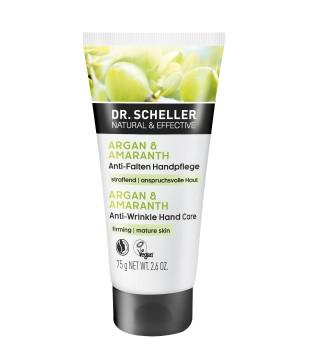 Dr Scheller  Argan & Amaranth Anti-Wrinkle Hand Care Rankų kremas su migdolų aliejumi, 75g | inbeauty.lt