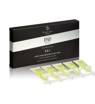 DSD de luxe Instant Amino Energizing Energijos suteikiantis amino rūgščių losjonas DSD5.5.1, 10 ml | inbeauty.lt