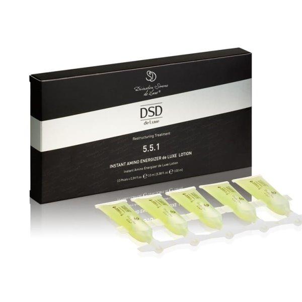 Instant Amino Energizing Energijos suteikiantis amino rūgščių losjonas DSD5.5.1, 10 ml