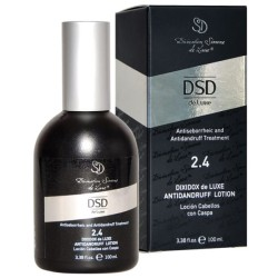 Losjonas nuo pleiskanų Antidandruff lotion DSD 2.4, 100 ml