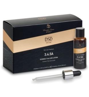 DSD de luxe Science-7 De Luxe Lotion Losjonas skatinantis plaukų augimą DSD3.4.5A, 3x35 ml | inbeauty.lt