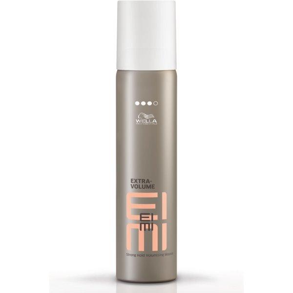Eimi Extra Volume Stiprios fiksacijos purinamosios plaukų putos, 75 ml