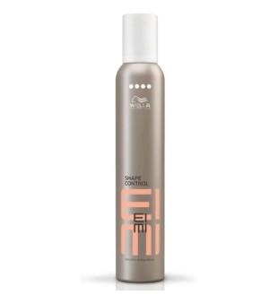 Wella Eimi Shape Control Ypač stiprios formuojamosios plaukų putos, 300 ml | inbeauty.lt