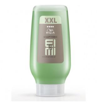 Wella Eimi Sculpt Force Ypač stiprus formuojamasis plaukų gelis, 250 ml | inbeauty.lt