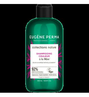 Eugene Perma Color Shampoo With Blackberry Šampūnas dažytiems plaukams, 300ml | inbeauty.lt