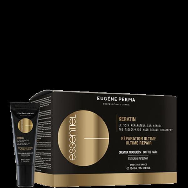 Keratin Tailor-Made Hair Repair Treatment Keratino kapsulės, 10x10ml