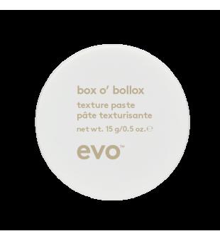evo Box o'bollox Texture Paste Plaukų formavimo pasta, 15g   inbeauty.lt
