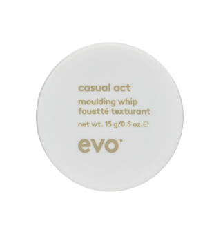 evo Casual Act Moulding Whip Formavimo pasta, 15g | inbeauty.lt