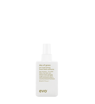 evo Day Of Grace Pre-Style Primer Nenuplaunamas kondicionierius, 50ml | inbeauty.lt