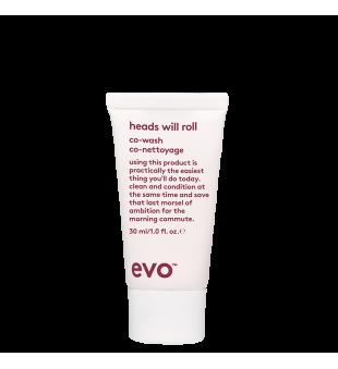 evo Heads Will Roll Kondicionuojantis šampūnas, 30ml | inbeauty.lt