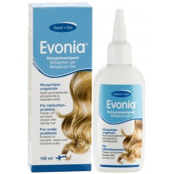 Evonia betaglucan Gel, 100 ml