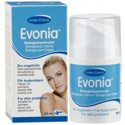 Evonia Betaglucan Cream, 50 ml