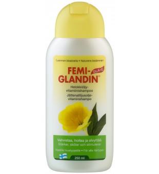 Hankintatukku Femiglandin GLA+E Shampoo, 250 ml | inbeauty.lt