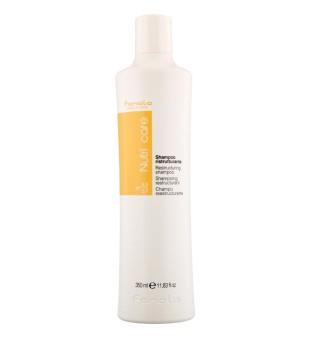 Fanola Nourishing Restructuring Shampoo Atkuriamasis šampūnas nepaklusniems plaukams, 350ml   inbeauty.lt