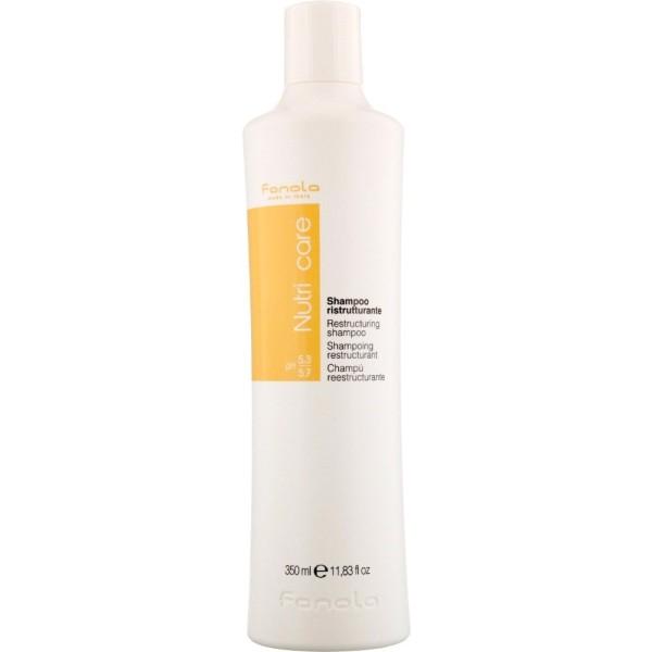 Nourishing Restructuring Shampoo Atkuriamasis šampūnas nepaklusniems plaukams, 350ml