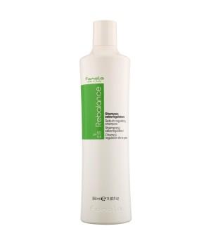 Fanola Rebalance Sebum Regulating Shampoo Šampūnas riebiems plaukams, 350ml | inbeauty.lt