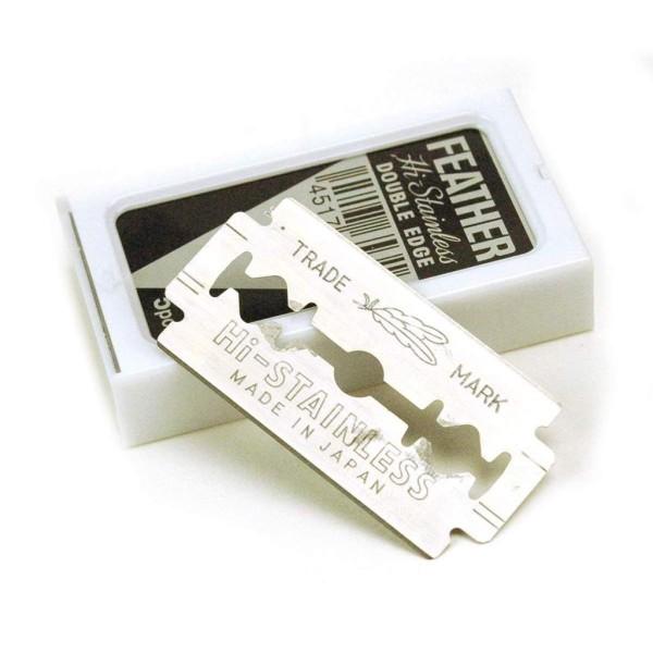 71-S Hi-Stainless Double Edge Razor Blades Dviašmeniai skutimosi peiliukai, 5vnt