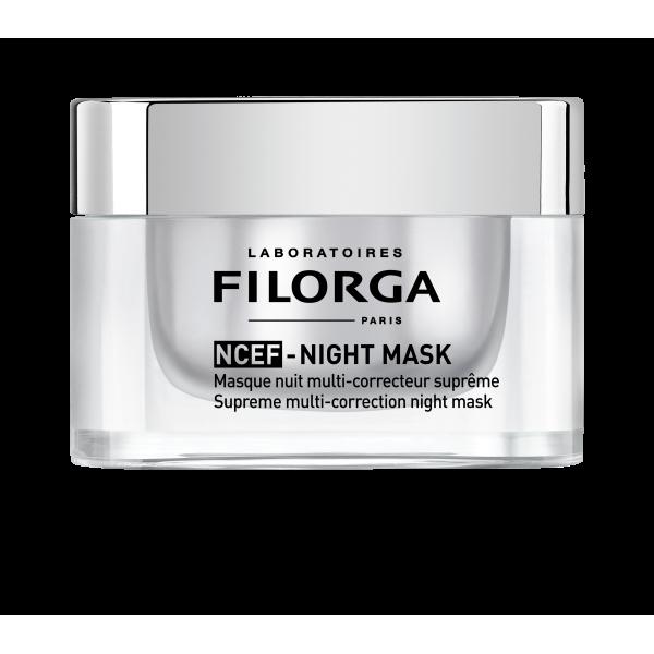NCEF-Night Mask Regenruojanti naktinė kaukė-kremas, 50ml