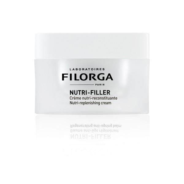 Nutri-Filler Nutri Replenishing Cream Intensyviai maitinantis stangrinamasis veido kremas, 50ml