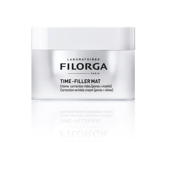 Time-Filler Mat Correction Wrinkle Cream Veido kremas nuo raukšlių, 50ml