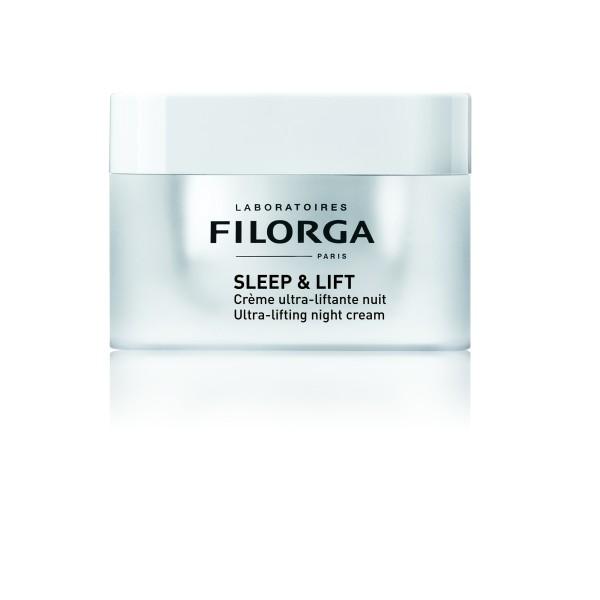Sleep & Lift Ultra-Lifting Night Cream Stangrinamasis naktinis veido kremas, 50ml