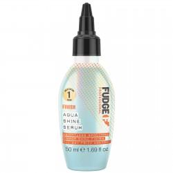 Aqua Shine Serum Žvilgesio suteikiantis plaukų serumas, 50ml