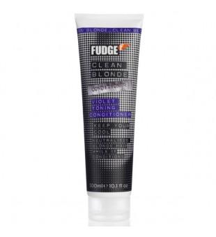 Fudge Giliai valantis tonuojantis kondicionierius Clean Blonde, 300 ml | inbeauty.lt